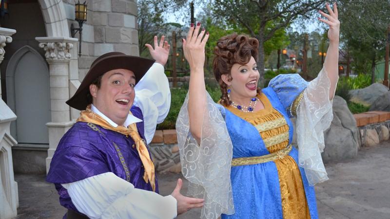October Closures at Walt Disney World