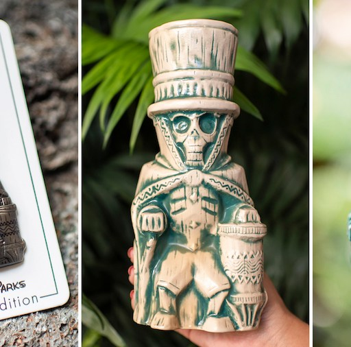 Hatbox Ghost Tiki Mugs are Back Today
