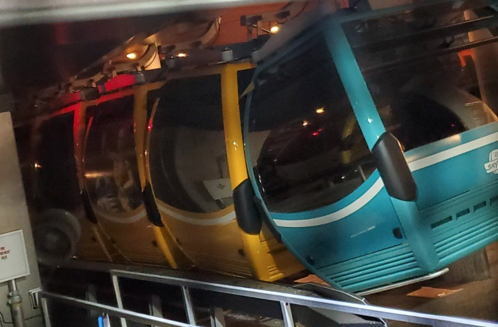 Still No Reopening Date for the New Disney Skyliner