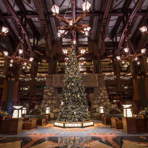10 Festive Ways to Enjoy the Holidays at the Hotels of Disneyland Resort