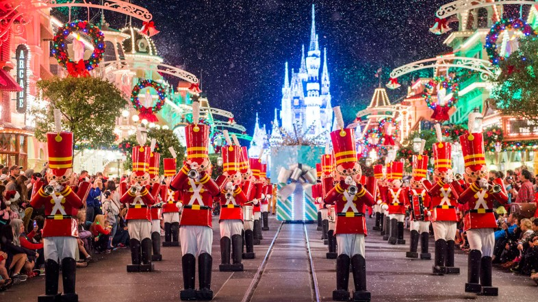 Mickey's Very Merry Christmas Party Starts Tonight