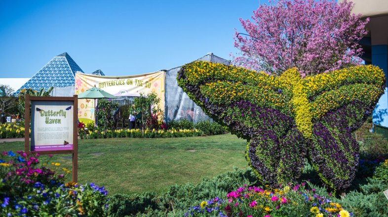 27th Epcot International Flower & Garden Festival Dates, Garden Rocks Schedule and More