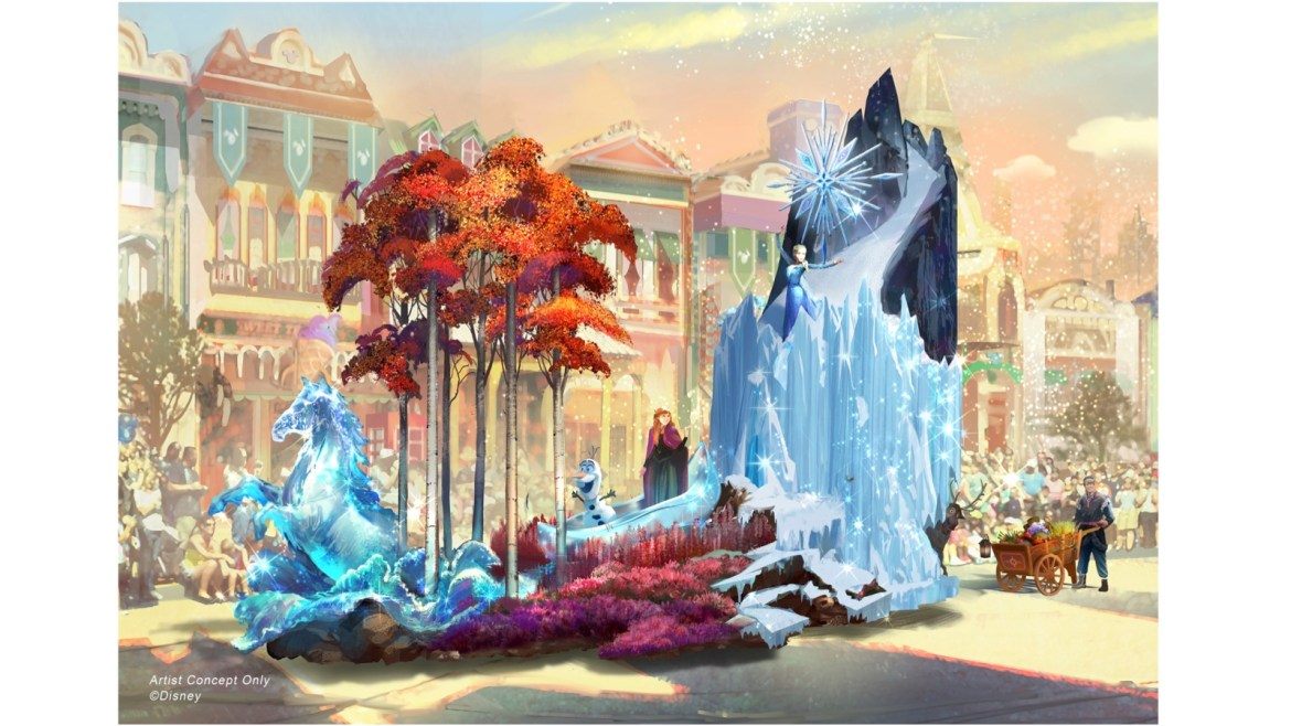 New 'Magic Happens' Parade to Premiere on Feb. 28, 2020 at Disneyland Park