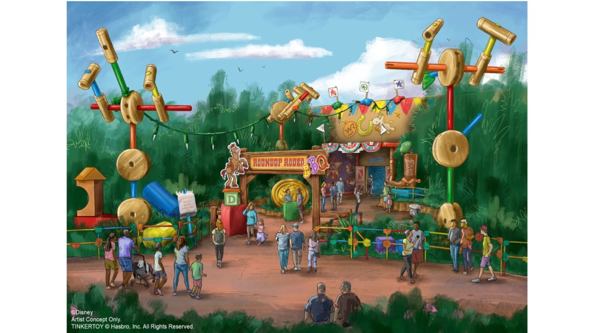 New Details Revealed on Restaurants Coming to Epcot and Disney's Hollywood Studios