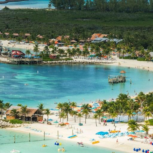 Escape the Cold on Disney Cruise Line