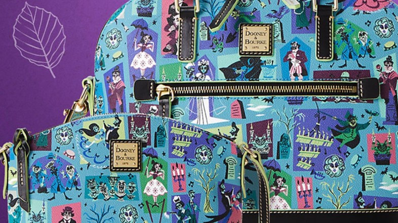 There Back: Haunted Mansion Dooney and Bourke Restock on Shop Disney