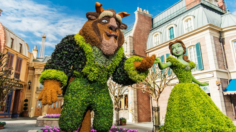 7 Things you can expect for Epcot's 2021 Flower and Garden Festival