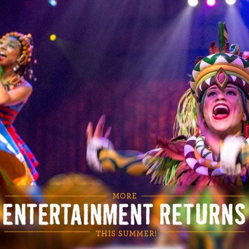 'Festival of the Lion King' Returns to Disney's Animal Kingdom