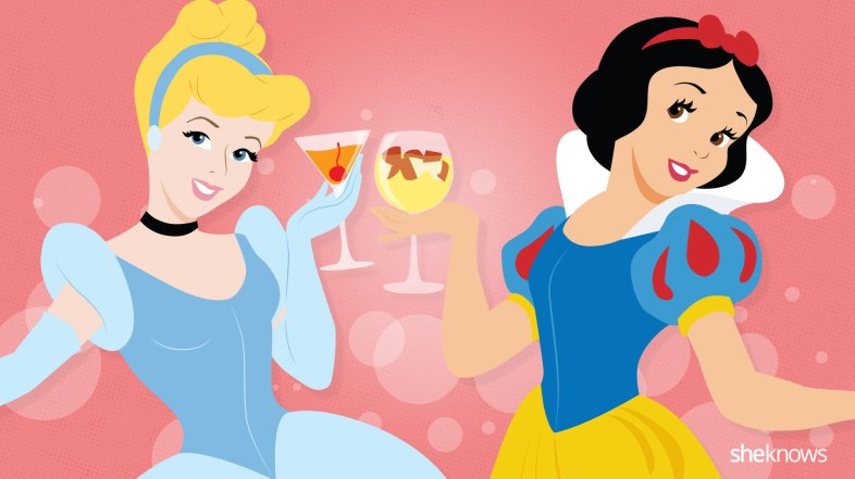 Top Fruity Adult Drinks at Walt Disney World