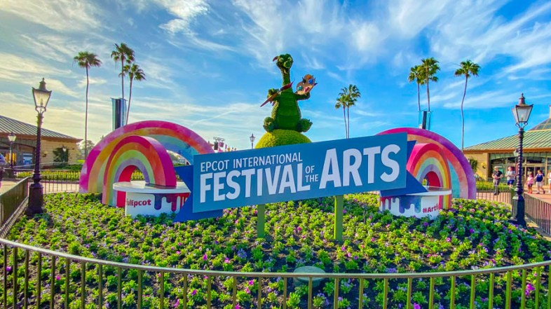 Taste of EPCOT International Festival of the Arts is Fun for All Ages