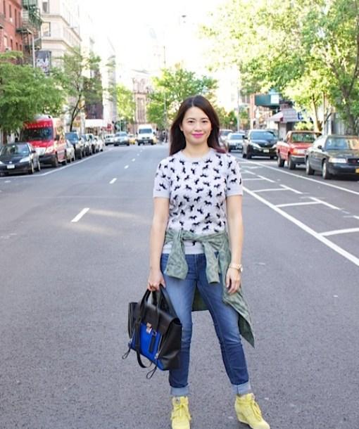 street style three