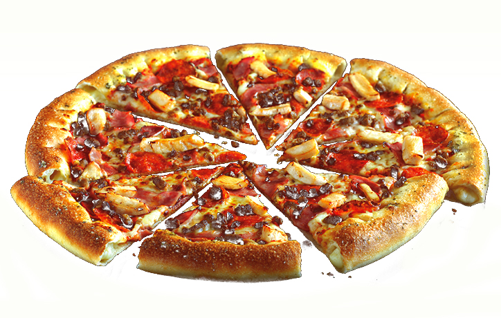 Meat Feast Pizza Review from Pizza Hut Review