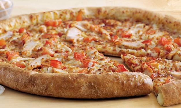 Chicken Club Pizza from Papa John's