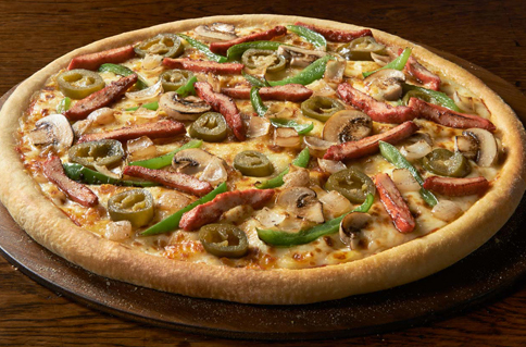 Tandoori Hot Pizza Review, Tandoori Hot Pizza from Domino's