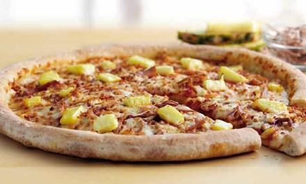 Premium Hawaiian Pizza from Papa John's