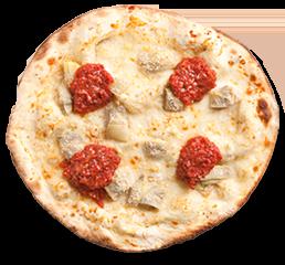 Lucy SunshinePizza MOD Pizzas Pizza review