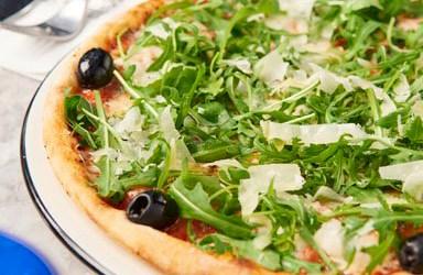 Soho 65 from Pizza Express