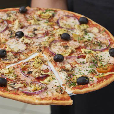 Vegan Giardiniera Review from Pizza Express Vegan Giardiniera Review
