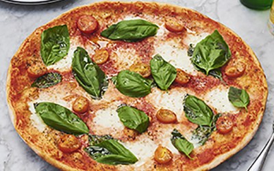 Margherita Bufala from Pizza Express