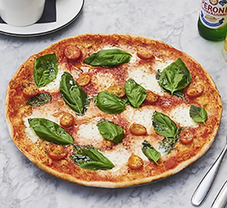 Margherita Bufala from Pizza Express Review