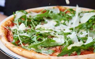 Quattro Carni Pizza from Pizza Express