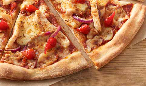 Sicilia Pizza from Domino's Pizza