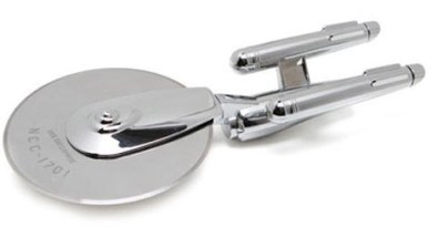 Star Trek Starship Enterprise Pizza Cutter Review