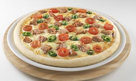 Tuna Thunder Pizza from Pizza GoGo