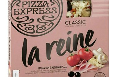 La Reine Classic Cook at Home Range from Pizza Express