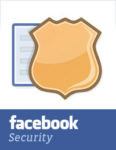 Facebook Security Logo - Source: allfacebook.com