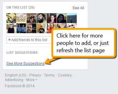 how to get rid of facebook friend suggestions