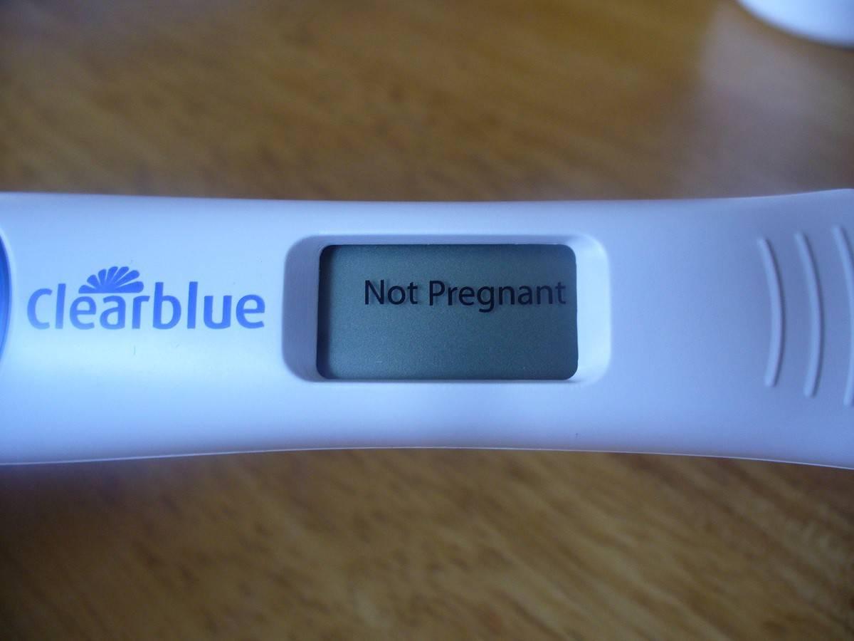 Faint Positive Pregnancy Test Then Negative