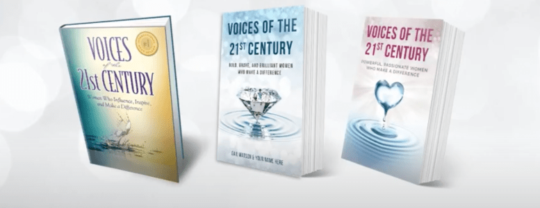 Author Anita D Russell: Voices of the 21st Century