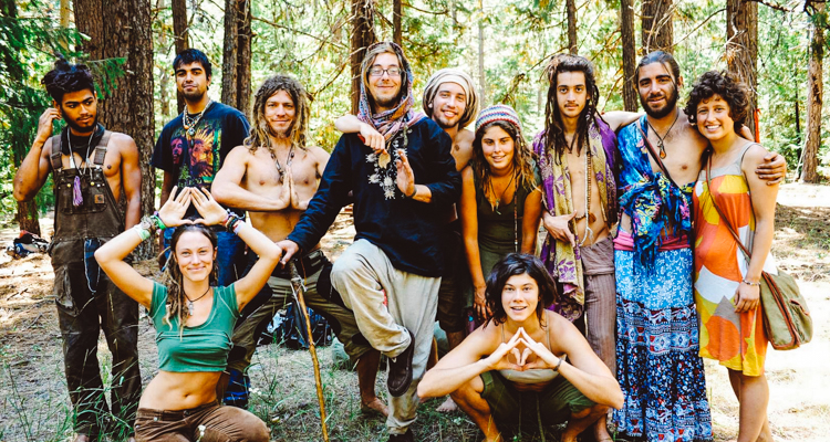 New Photo Series Proves That The Hippie Movement Is Alive