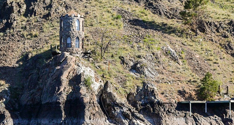 You Can Live In A Tiny Castle With The Most Picturesque