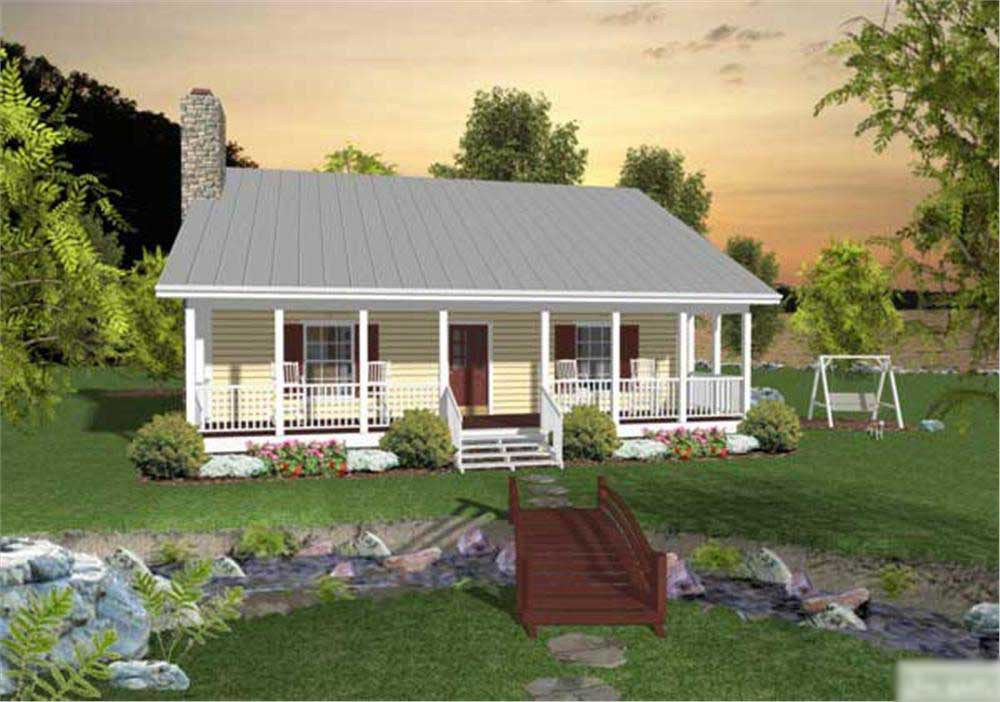 Country - Small Home With 2 Bedrms, 953 Sq Ft