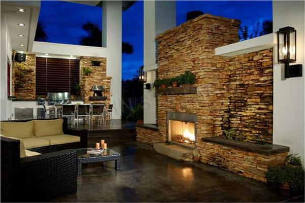 Outdoor Living House Plans From The Plan Collection