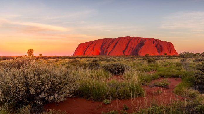 Facts About Australia Uluru