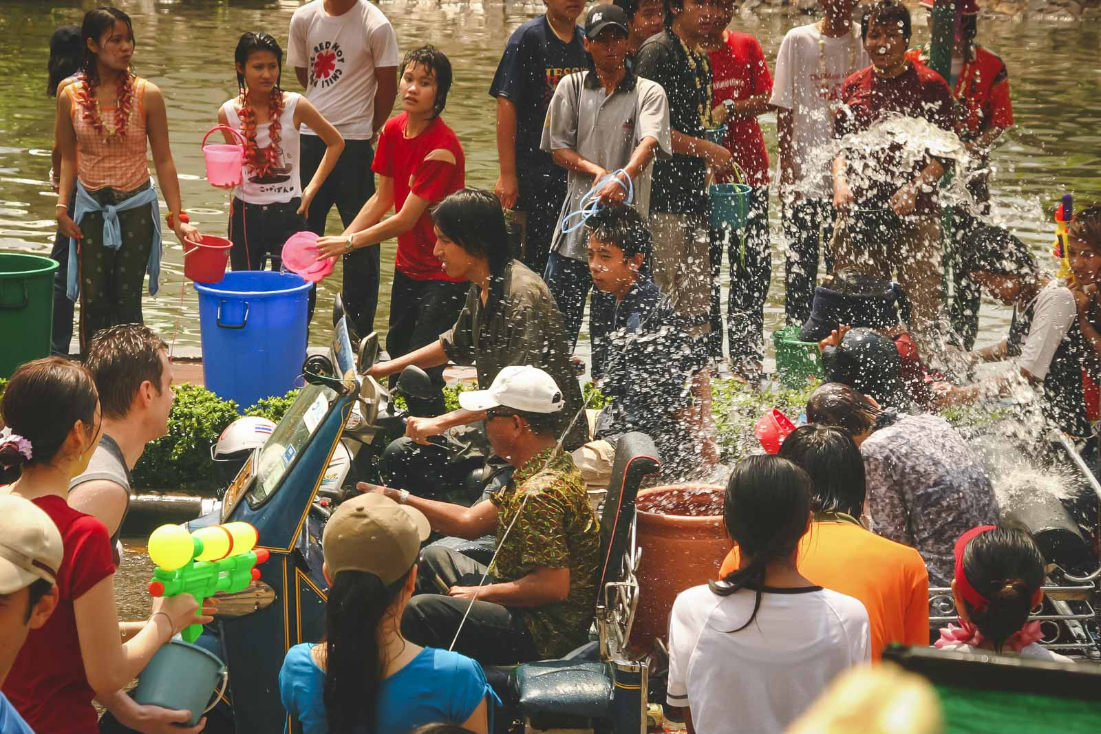 Songkran Festival Tips