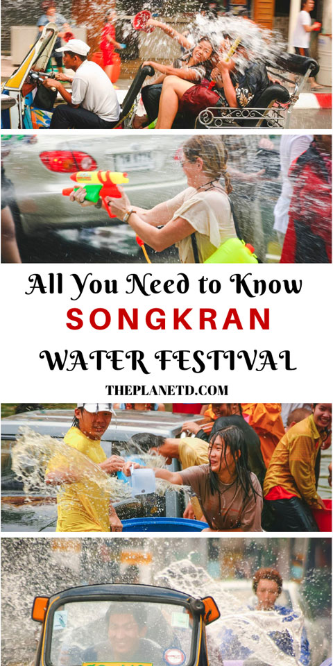 songkran festival tips and information