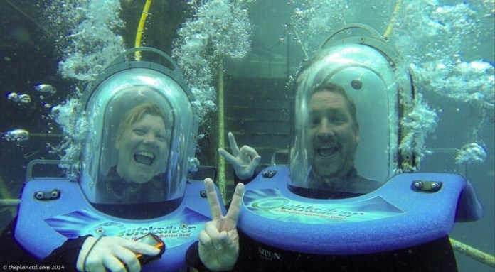 things to do in australia helmet dive great barrier reef