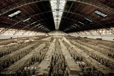 Terracotta Warriors Are they Real or is it Memorex