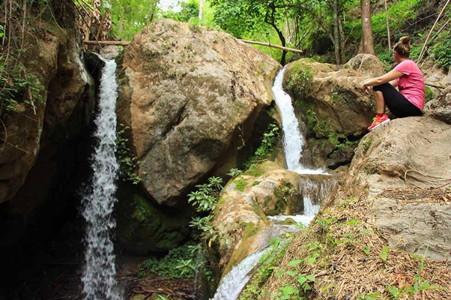 things to do in pai thailand hua chang waterfalls