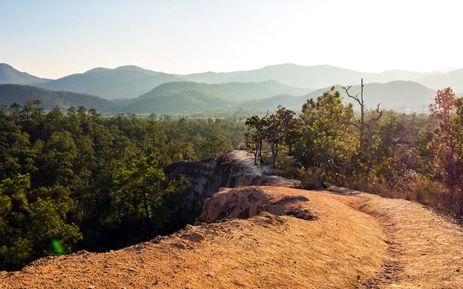 things to do in pai canyon