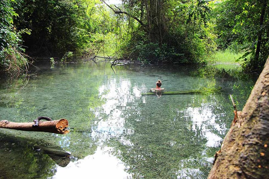 what to do in pai hot spring