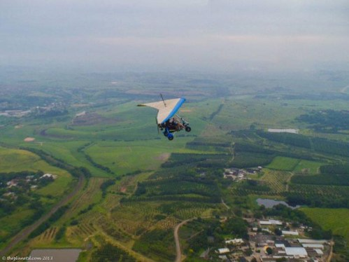 things to do in South Africa Microlight flight