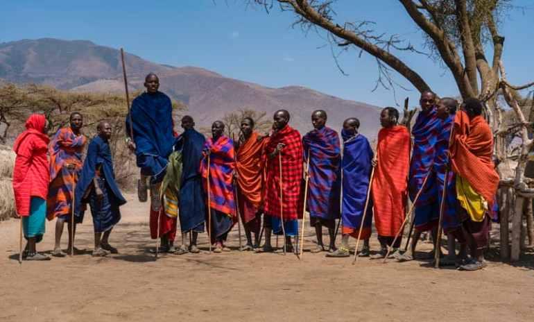 visit tanzania masai tribe