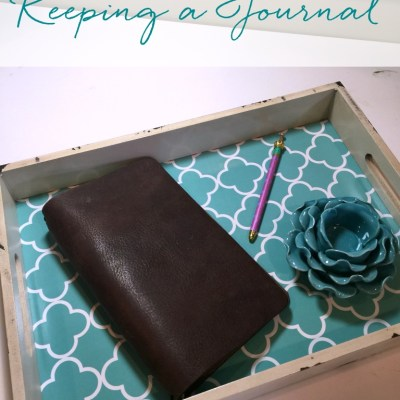5 Benefits of Keeping a Journal
