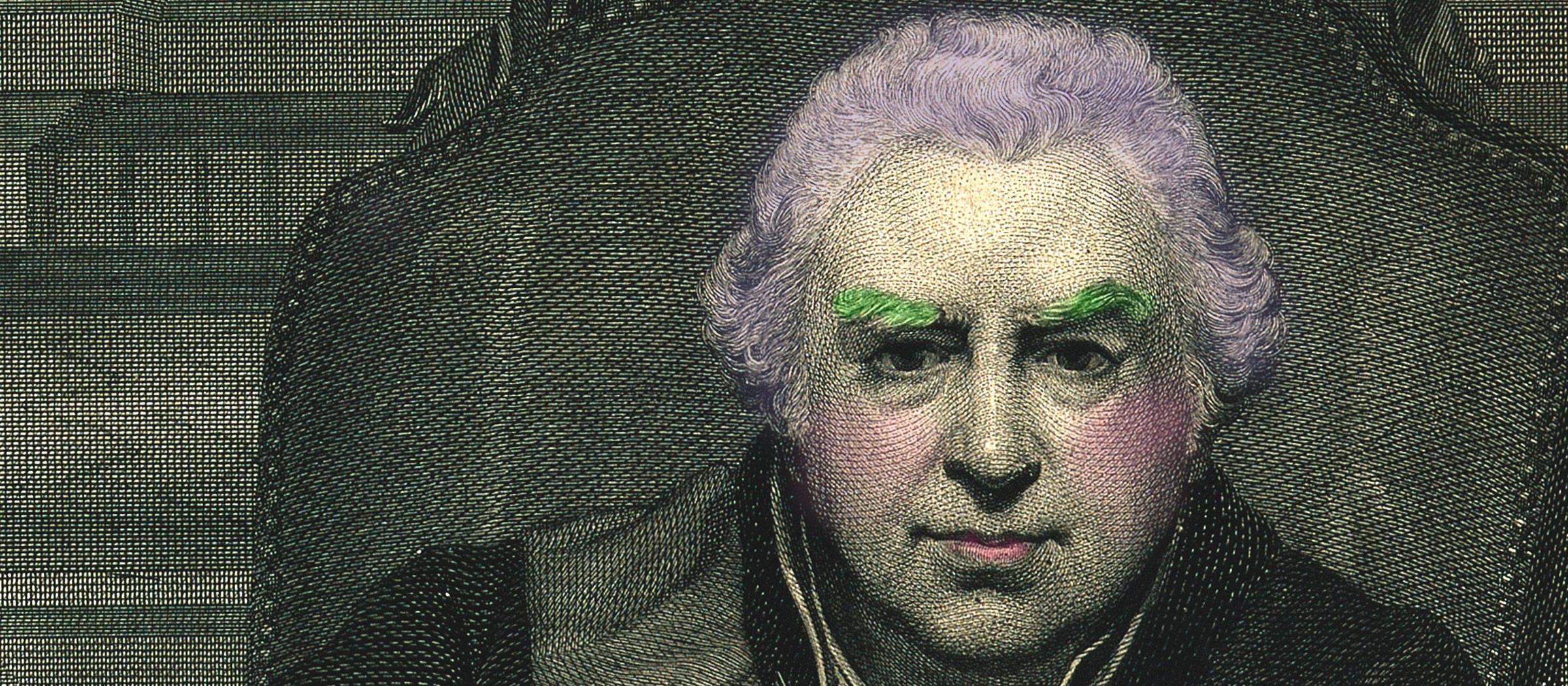 The Planthunter Sir Joseph Banks Botanical Rock Star Or