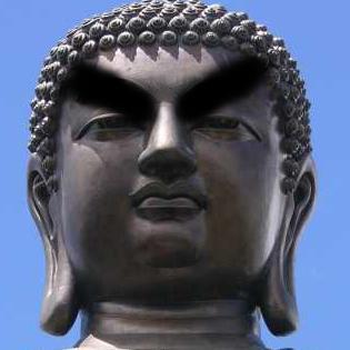 Buddha angry